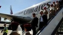 Companhias aéreas do Golfo suspendem voos para Catar