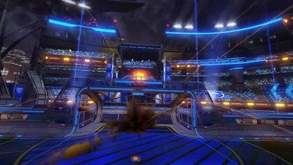 2nd Anniversary Update Trailer de Rocket League