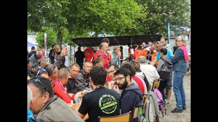 Remerciements pour nos bénévoles, au triathlon de Mayenne 2017