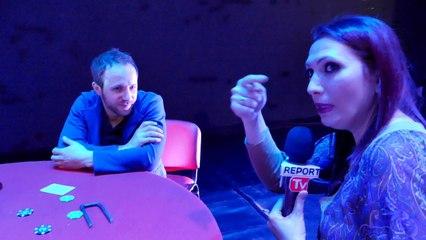 REPORT TV - da'SARA,  Eltion Merja shfaqja