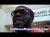 stiverne goes off on deontay wilder - EsNews boxing