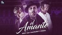 El Amante (Remix) - Nicky Jam ft. Bad Bunny, Ozuna