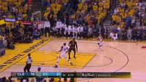 Stephen Curry Doing Stephen Curry Things  -  Cavaliers vs Warriors - Game 2 - NBA Finals - 04.06.2017
