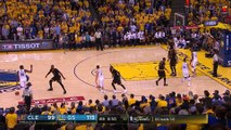 Kevin Durant Hits the three - Cavaliers vs Warriors - Game 2 - NBA Finals -. 04.06.2017