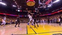 Kevin Durant Block and Tough Shot - Cavaliers vs Warriors - Game 2 - NBA Finals - 04.06.2017