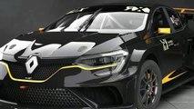 WOW !! Prodrive's Renault Megane RX Is a Rallycross fdgrSupercar