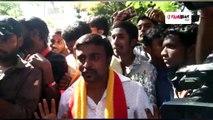 Meghana Raj Is In Controversy | Filmibeat Kannada