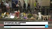 Attentat de Londres : le London Bridge réouvre, deux jours après l'horreur