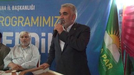 Yapıcıoğlu STK başkanları ve kanaat önderleriyle iftarda buluştu