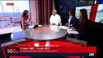 5 juin 1967 - 5 juin 2017 : la guerre des Six Jours a-t-elle pris fin ?