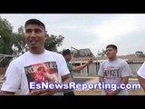 Mikey Garcia On Roy Jones & James Toney vs GGG - EsNews boxing