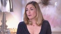 """La vie """"pas facile"""" de Julie Gayet - ZAPPING TÉLÉ DU 05/06/2017"""