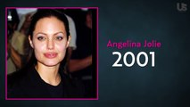 Angelina Jolie's Changing Face _ Face Morph