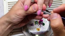 6 Quick and Easy Nail Art Designs for SHORT NAILS