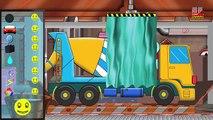 American lkw formation und Verwendung | Lernen Fahrzeuge | Kinder Spielzeug LKW | American