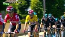 Summary - Stage 2 (Saint-Chamond / Arlanc) - Critérium du Dauphiné 2017