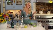 Christie Brinkley's Classic Margarita With a Twist _ Inside My Kitchen