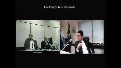 Depoimento de Pedro Corrêa ao juiz Moro na Lava Jato - Parte 2