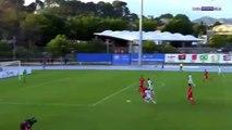 1-3 Bilal Boutobba Penalty Goal HD - Bahrain U20 vs France U20 05.06.2017 HD