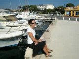 Toulon plage de hyeres-Ayguade