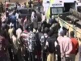 Accident de circulation au virage des mamelles