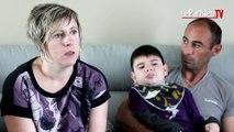 Nolan, cet enfant devenu handicapé après avoir mangé un steak haché contaminé