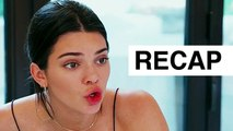 Kendall Jenner Furious Caitlyn Dissed The Kardashians  - KUWTK