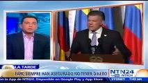 Sectores políticos de Colombia reaccionan a informe de bienes de las FARC del fiscal general