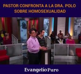 PASTOR CONFRONTA A ANA MARIA POLO