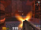 Quake III Arena - Xbox Game Play Demo - Featuring Darth Vader and Homer Simpson