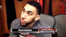 Denzel Valentine – Bulls – 1/24/17 – Basketball Insiders