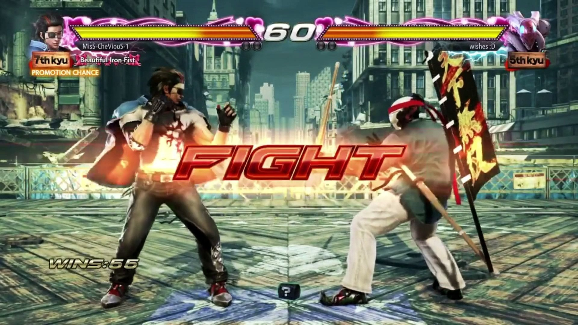 Hwoarang Tekken 7 Video Dailymotion