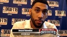Denzel Valentine - 2016 NBA Draft