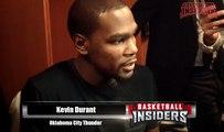 Kevin Durant - Oklahoma City Thunder 10/30/15
