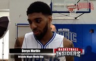 Devyn Marble – Orlando Magic Media Day