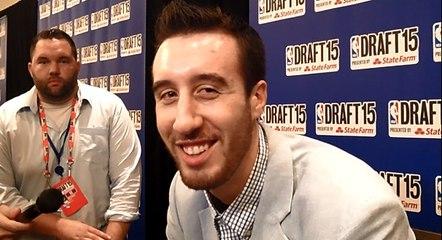 Frank Kaminsky - 2015 NBA Draft