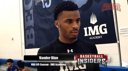 Vander Blue - LA Lakers