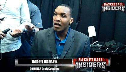 Robert Upshaw - 2015 NBA Draft Combine