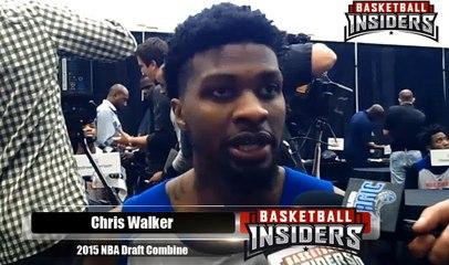 Chris Walker - 2015 NBA Draft Combine