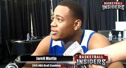 Jarell Martin - 2015 NBA Draft Combine