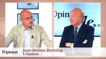 Brice Hortefeux: «Je ne conçois pas la politique comme Aurore Bergé, à géométrie variable»
