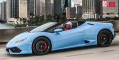VÍDEO: Lo que no sabes del Lamborghini Huracán Spyder