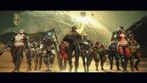 Raiders of the Broken Planet - Carnet de dév #2 Retour sur l'histoire