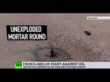 'You have to keep all senses alert': RT crew on frontline of fight against ISIS in Libya