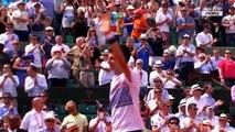 André Agassi - Novak Djokovic : l'Américain dévoile les raisons de son choix (exclu vidéo)