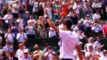Non Stop People à la rencontre de André Agassi (exclu vidéo)