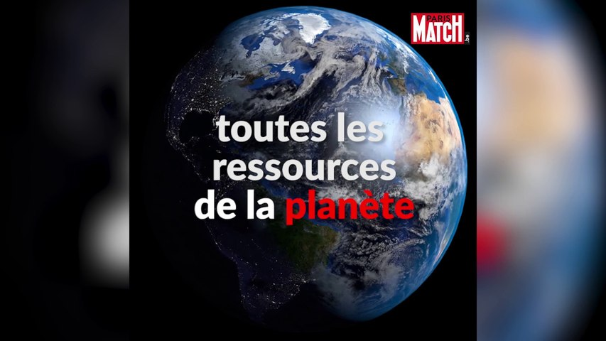 Le « jour de dépassement » des ressources de la planète arrive chaque année plus tôt