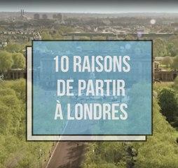 10 raisons de partir à Londres