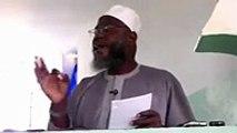 Oustaz Oumar Sall critique sévèrement les sketchs ramadans et les humoristes