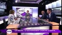 """Monique Pinçon-Charlot en 2016 : """"Macron, c'est une régression sociale"""""""